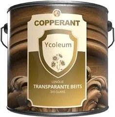 Copperant Ycoleum Transparante Beits - Mengkleur - 2,5 l