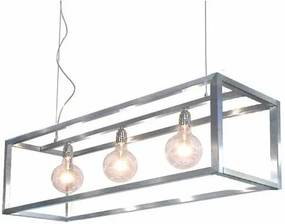 Goossens Excellent Hanglamp Impulse, Hanglamp met 3 lichtpunten