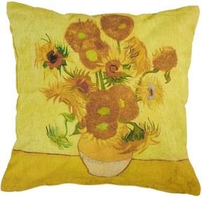 Beddinghouse Sunflower sierkussen 45 x 45 cm
