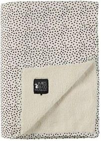 Mies & Co Cozy Dots wiegdeken 70 x 100 cm