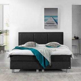 DreamHouse Bedding Boxspringset - Kenzo Pocket 140 x 200, Montagekeuze: Excl. Montage