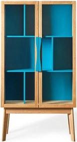 Woodman vitrinekast »Hilla«, breedte 88 cm