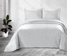 Sprei wit, Classico White 1-persoons