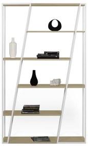 TemaHome Albi Moderne Design Boekenkast Eiken - 120x38x197cm.