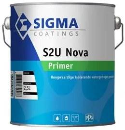 Sigma S2U Nova Primer - Mengkleur - 2,5 l