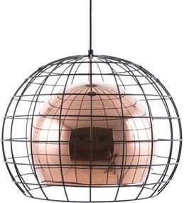 Hanglamp koper LIRI