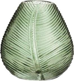 Vaas Richard - groen - 11,5xØ11 cm - Leen Bakker