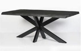 Nancy's Ansonia Tafel - Eetkamertafel - Rechthoekige tafel - Mangohout - 220 x 100 x 76