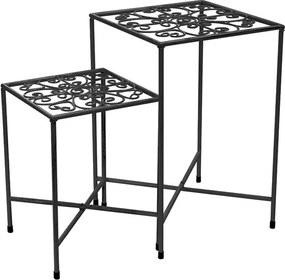 Plantentafel of -rek Vierkant 2-delig