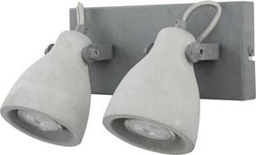 Wandlamp beton MISTAGO II