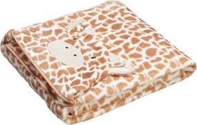 Plaid Giraffe Bruin