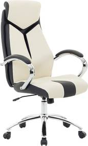Bureaustoel beige FORMULA 1