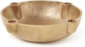 Ferm Living Bowl kandelaar 4 cm