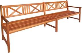 Tuinbank 240 cm massief acaciahout