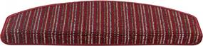 Trapmaantje Flash Rood - 25 x 65 cm