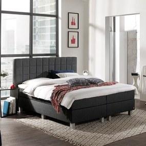 DreamHouse Bedding Boxspringset - Romano Pocket 140 x 200, Montagekeuze: Excl. Montage