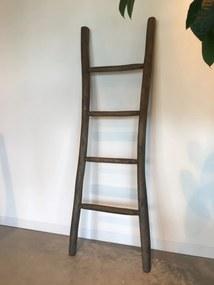 Teun badkamer decoratie ladder 150cm