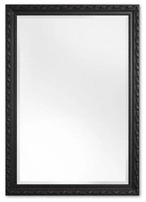 Barok Spiegel 86x161 cm Zwart - Abigail