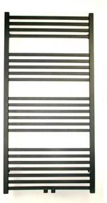 Altare S handdoekradiator 120 x 60 cm (H X L) grijs metallic
