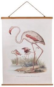 Vintage poster - flamingo - 50x70 cm