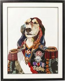Kare Design Art Afbeelding Van Honden Generaal