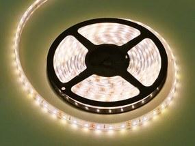 LED Strip, 5 Meter, 7.2 Watt/meter, 2835 LED's, Warm Wit, Waterdicht IP68