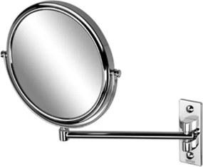 Geesa Mirror scheerspiegel 1 armig 3x vergrotend O 20cm chroom 911085
