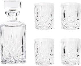 Royal Doulton Whiskey karaf met glazen set van 5