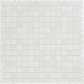 Mozaiek Amsterdam Vierkant Wit Mix 2x2