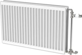 Stelrad Accord paneelradiator type 21 + strippen 300x2400mm 1862W wit 203032124