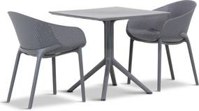 Lifestyle Sky/Sky 80 cm dining tuinset 3-delig