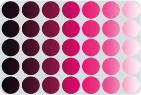 D-C--fix placemat Dots Magenta