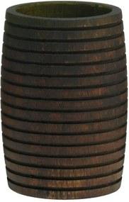 Beker Sealskin Native Hout Bruin 7.6x10.2cm