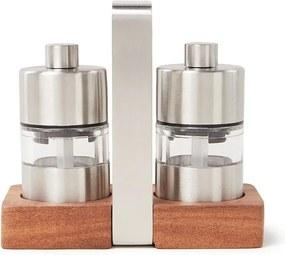 AdHoc Menage Minimill Classic peper- en zoutstel 3-delig