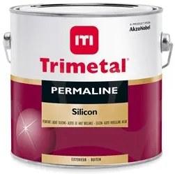 Trimetal Permaline Silicon - Mengkleur - 2,5 l