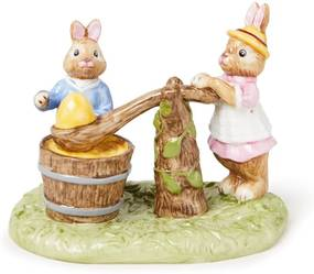 Villeroy & Boch Egg Dip-Painting Bunny Tales figuur 13 cm