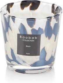 Baobab Collection Black Pearls geurkaars