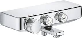 Grohe Grohtherm smartcontrol badthermostaat chroom 34718000