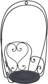 Fermob 1900 schommelstoel Anthracite