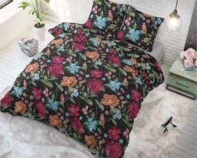 Kabuki Roses Black Zwart 200 x 220