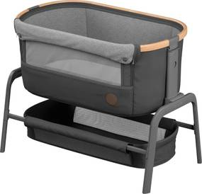 Maxi-Cosi Iora Bedside Sleeper - Essential Graphite - Babybedje