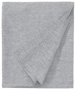 Tafellaken - 140 X 240 - Katoen - Grijs (grijs)