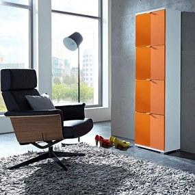 Germania Colorado Schoenenkast 4L Oranje - 53x30x174cm.