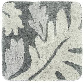 Badmat Differnz Folia Antislip 60x60 cm Nylon Grijs