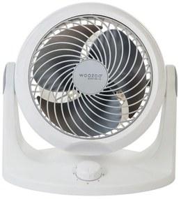IRIS bureau ventilator Woozoo - wit - 18 cm