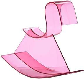 Kartell H-Horse schommelpaard roze