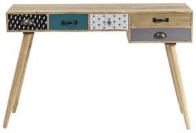 Kare Design Capri Retro Bureau - 118 X 40cm.