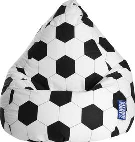 Sitting Point Kinder Zitzak BeanBag Kids Voetbal L