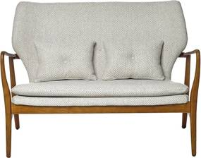 Pols Potten Sofa Peggy bank ecru