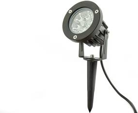 LED Prikspot Tuinverlichting 5W Waterdicht IP65, Warm Wit